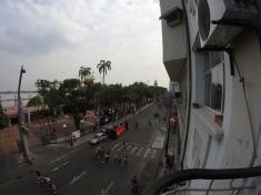 Guaquil street, 31 dic